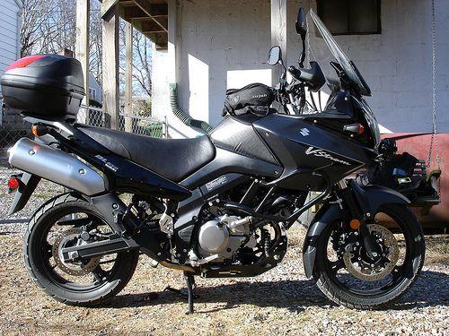 wee mods for a taller rider - stromtrooper forum : suzuki v-strom