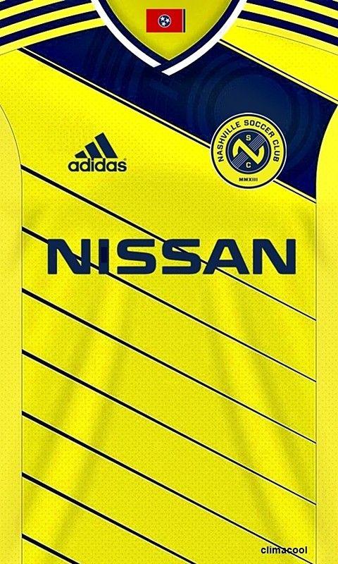 new style 7e97f 5601f Nashville Soccer Club | Soccer Kit Wallpaper | Camisas de ...