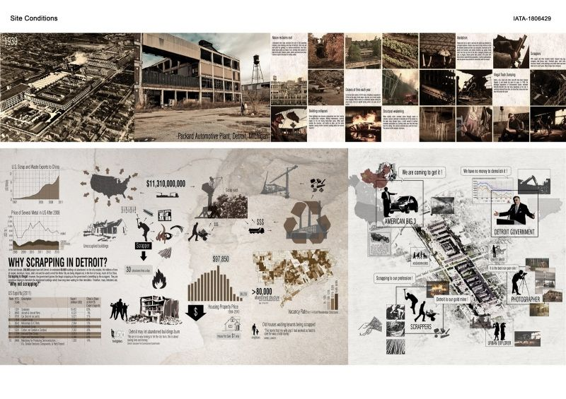 IATA 2013 RESULTS International Architectural Thesis Award First Award  Urban Paradox | Chun … | Diagram Architecture, Architecture Presentation,  Layout Architecture