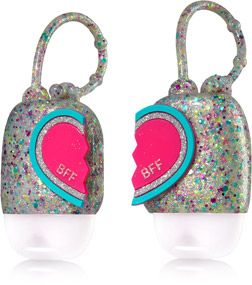 Heart Pocketbac Holder Bath Body Works Bath Body Works