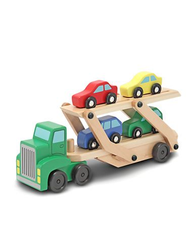 Melissa And Doug Car Carrier Smart Value Birthday Gifts