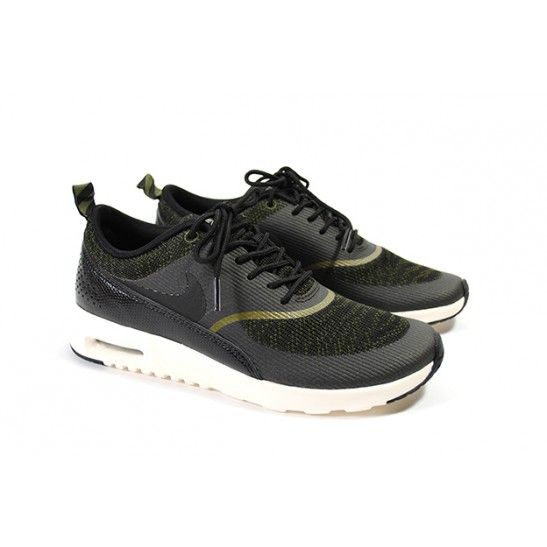 nike air max thea faded olive