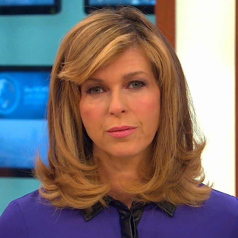 Celebrity Hair Styles Newsreader Haircuts Kate Garraway Kate Garraway Celebrity Hairstyles Hair Styles