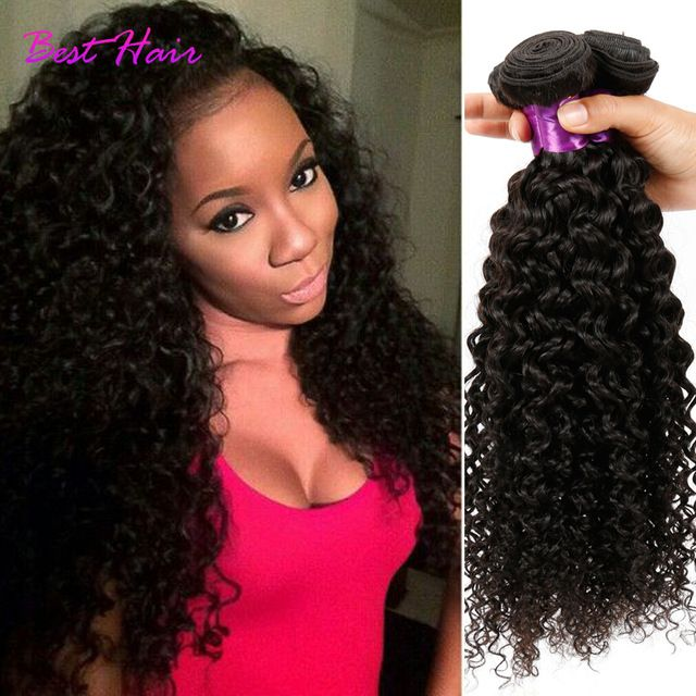 Brazilian Curly Virgin Hair Weave 4 Bundles Brazilian Virgin Hair