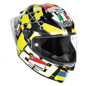 Agv Pista Gp R Carbon Iannone Mens Street Riding Dot Motorcycle Helmets Casque Moto Casques Moto