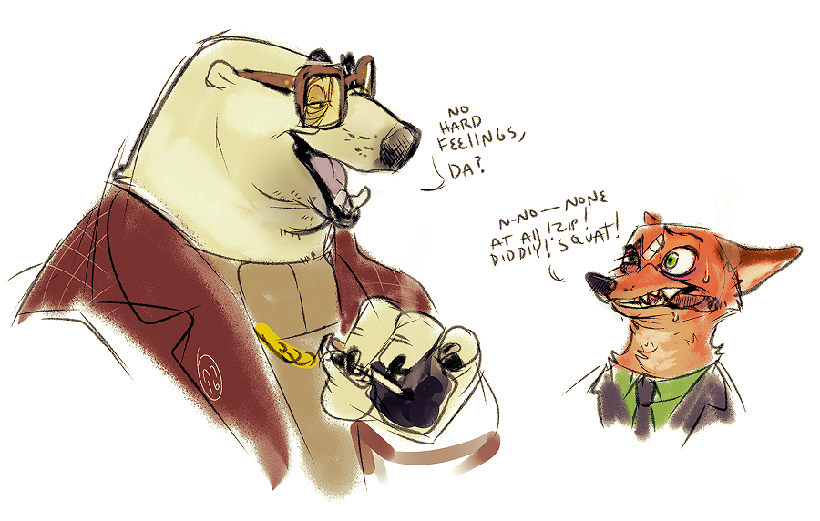 Pin By Zyatch On Bears Character Design Character Art Character Design References