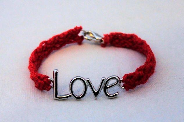 LOVE armbandje