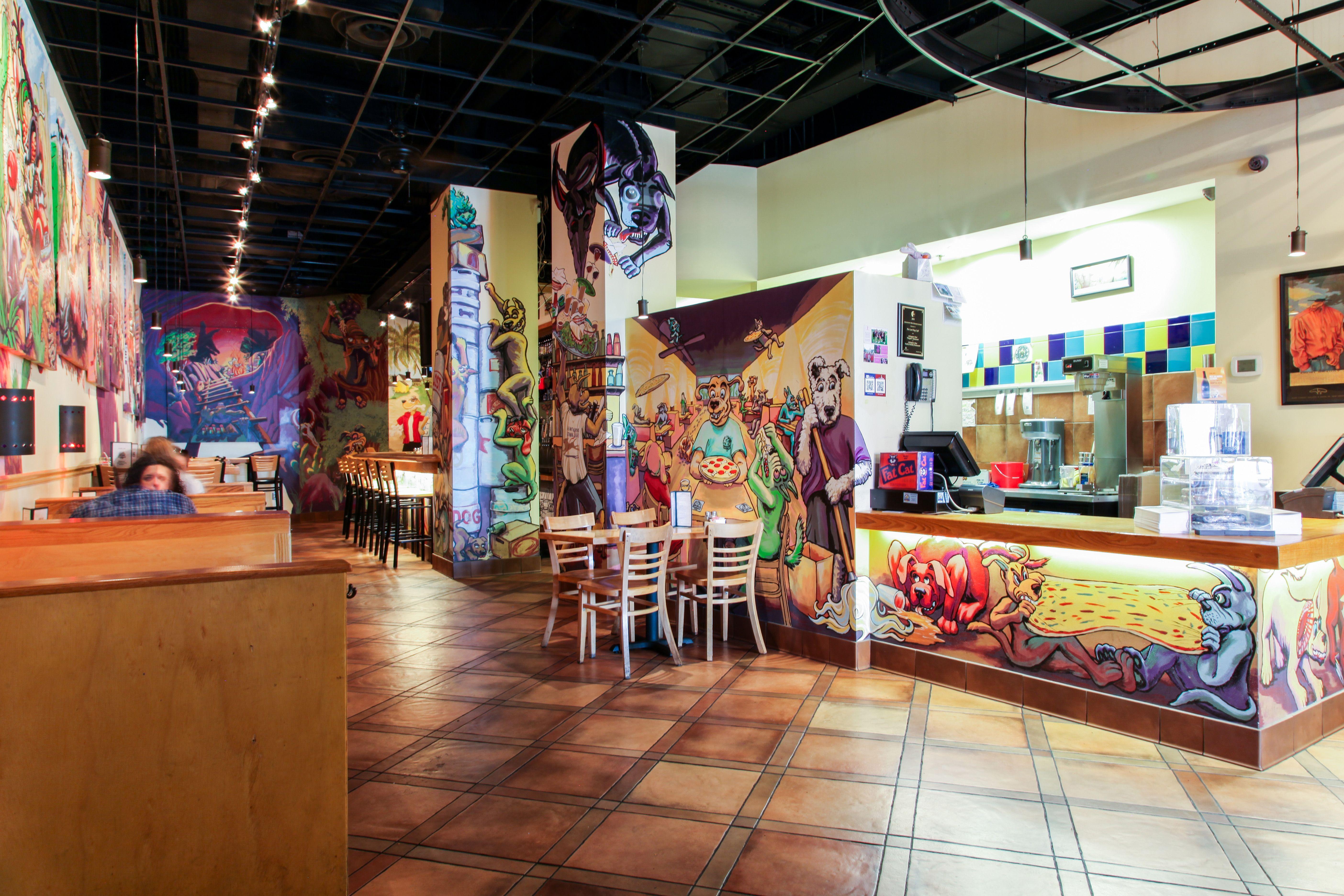 Lost Dog Cafe - South Arlington - Carry Out | Establishments