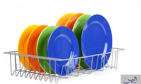أساليب طبيعية لتنظيف مصفاة الأطباق من البقع والأوساخ Bowl Tableware Mixing Bowl