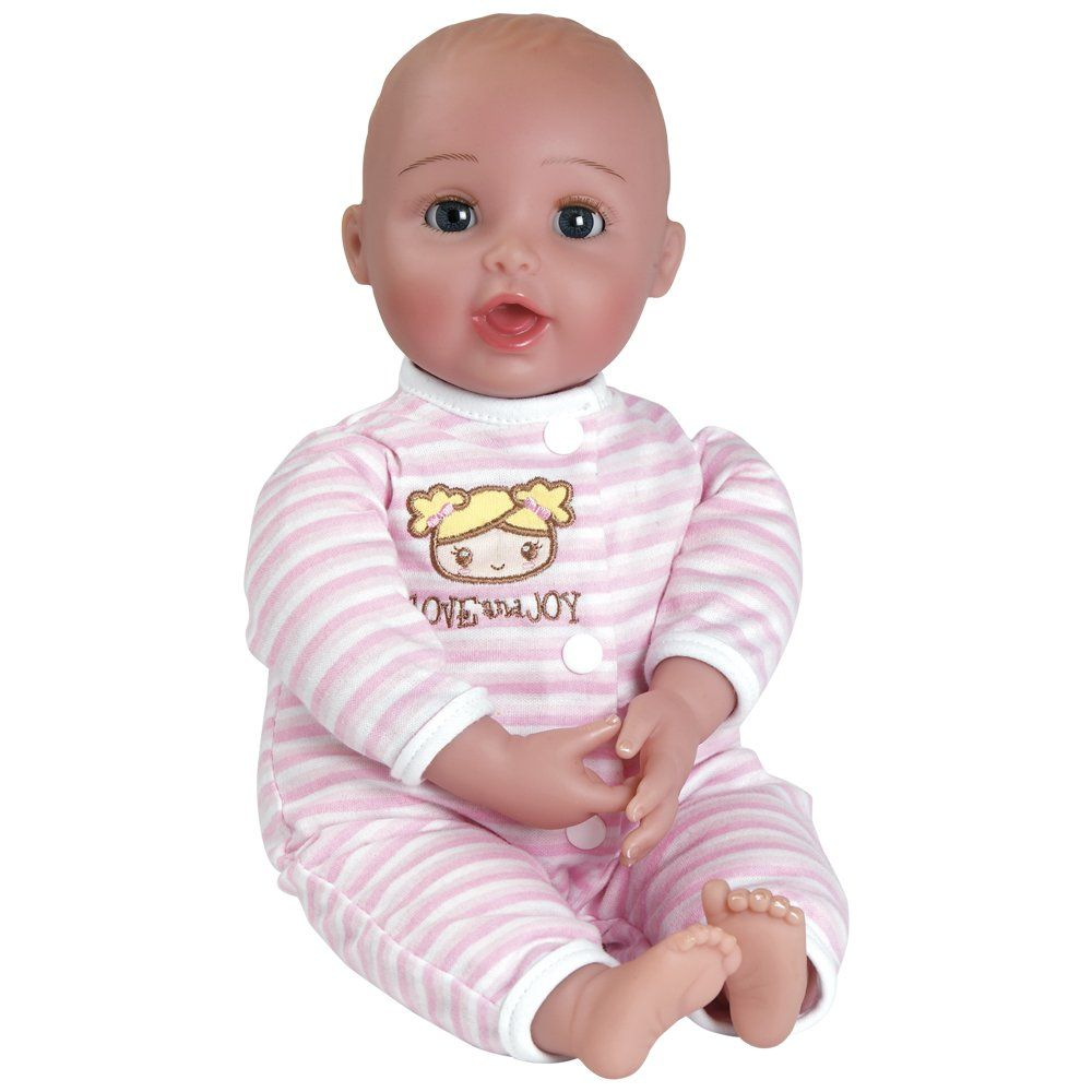 My First Baby Annabell Newborn Heartbeat Soft Body Pink ...