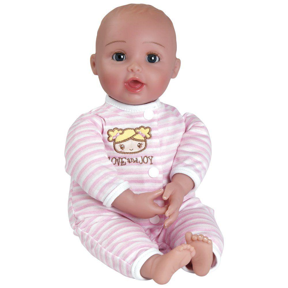 My First Baby Annabell Newborn Heartbeat Soft Body Pink ...