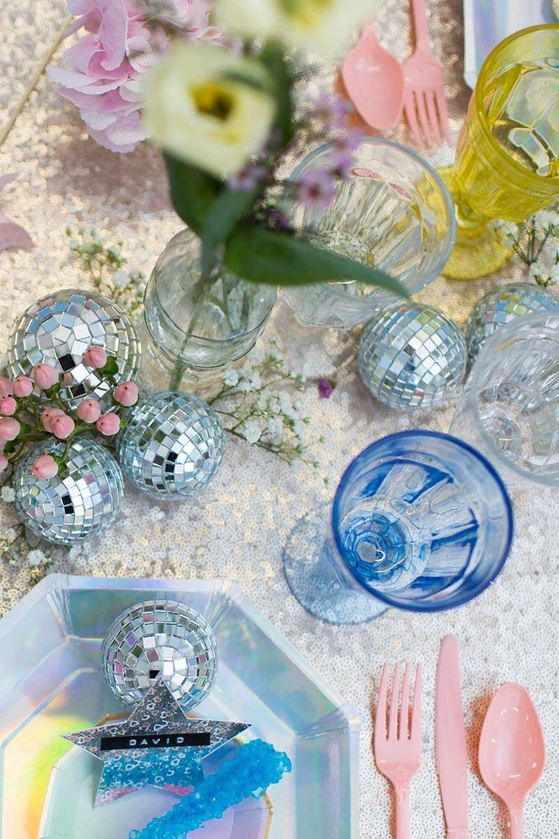 Night wedding decor ideas  KITSCH PROM INSPIRED WEDDING IDEAS  Kitsch Prom and Wedding blog