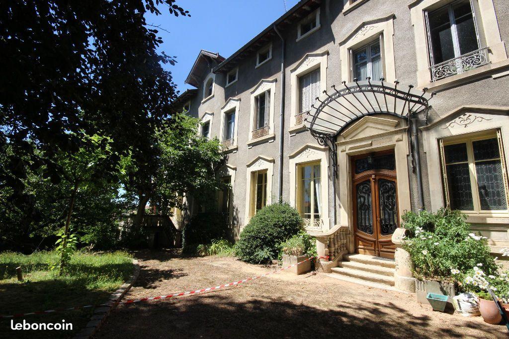 Appart 6 Pieces Avec Veranda Art Deco Et Jardin Ventes Immobilieres Rhone Leboncoin Fr Immobilier Vente Immobilier Art Deco
