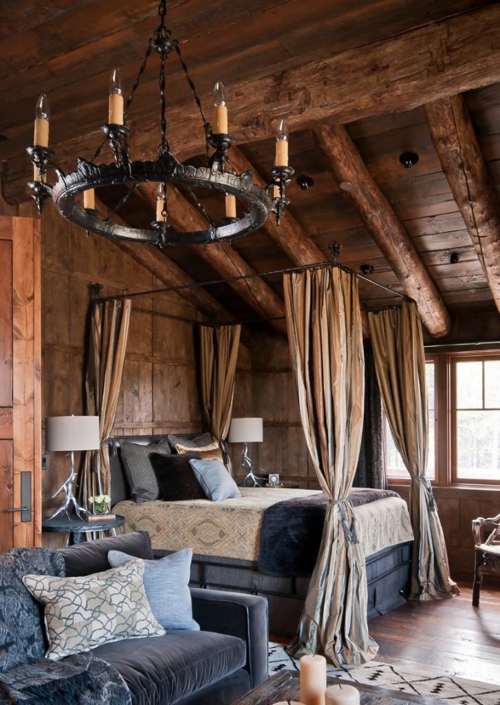 16 Must See Rustic Bedroom Ideas Rustic News Rustic Bedroom Design Log Cabin Bedrooms Home Bedroom