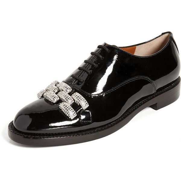 sale sale online countdown package Marc Jacobs Dara Chain-Link Oxfords buy cheap shop offer prices N568H0Su