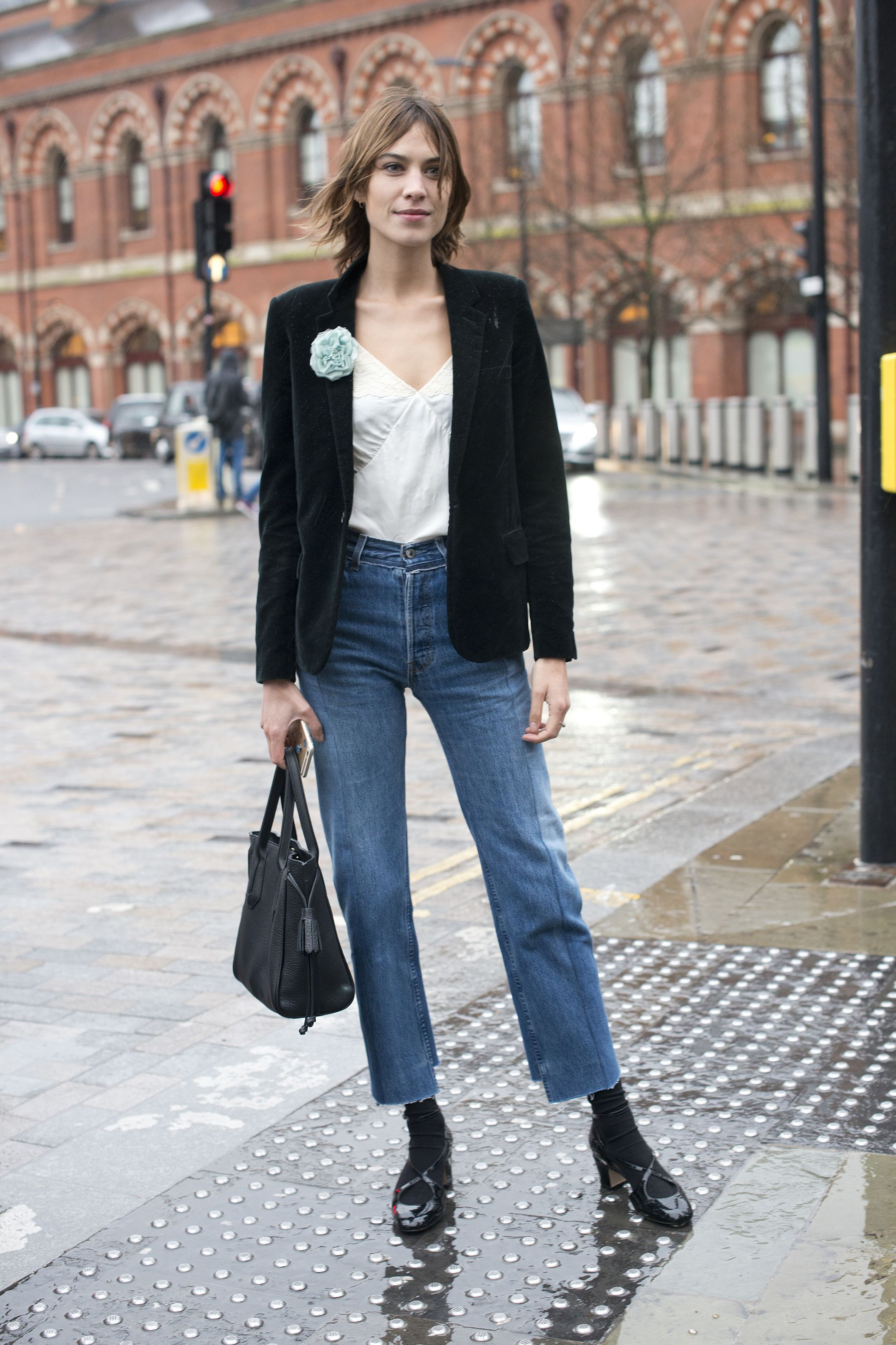 25 Times Alexa Chung Nailed Cool Girl Style Girlfriend