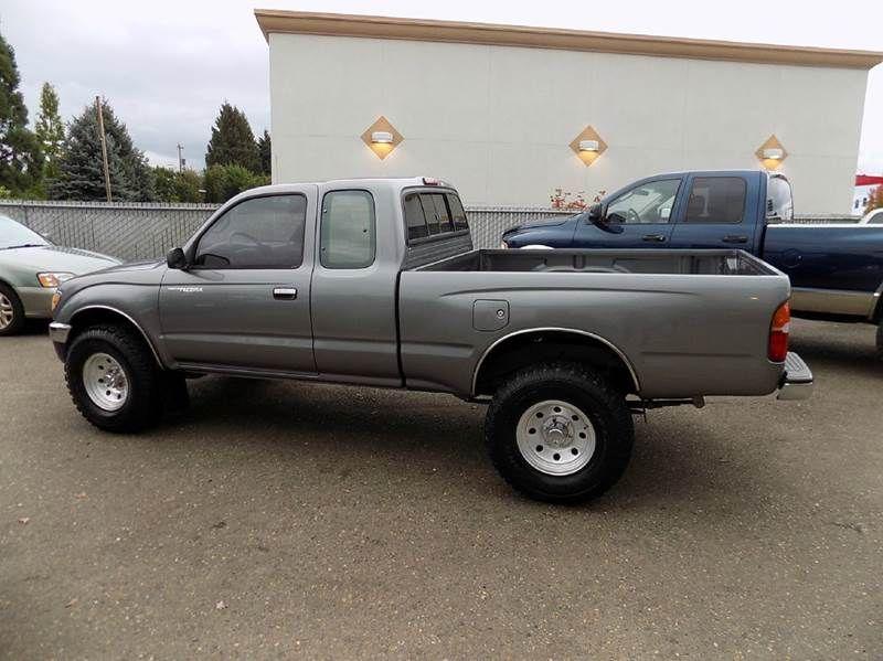 1996 Tacoma Sr5 Pewter Pearl Toyota Tacoma Toyota Tacoma For Sale Tacoma