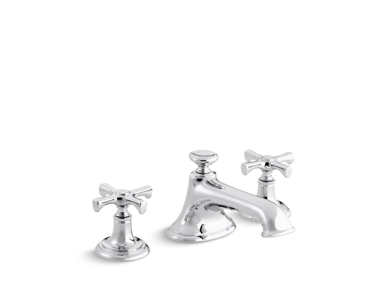 Kallista faucets include bath fillers, diverters, handshowers ...