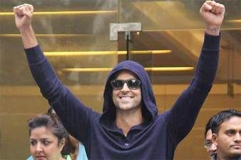 Bollywood Star Hrithik Roshan Was Today Discharged From A Suburban