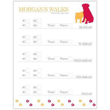 For your Dog Walker Notepads Pinterest Dog, Pet sitting and - lost pet flyer template free