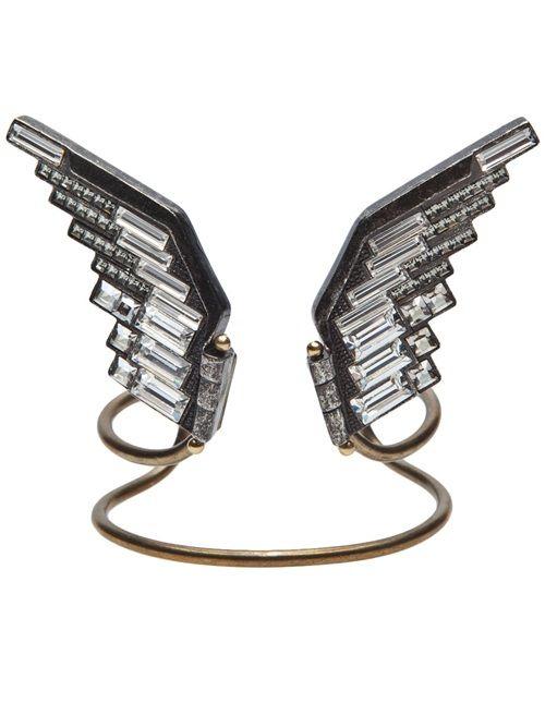 Lanvin Eagle Cuff $875
