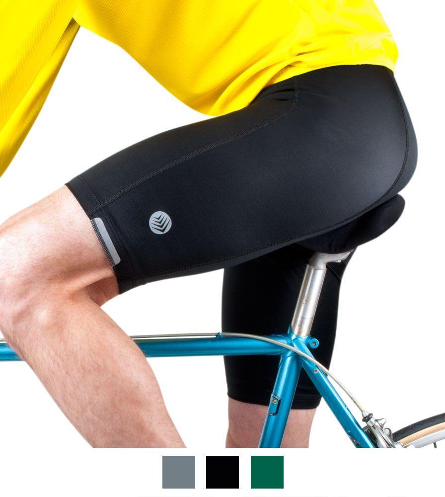 Aero Tech Designs Women/'s Padded Classic Spandex Shorts Cycling Biking  USA Made