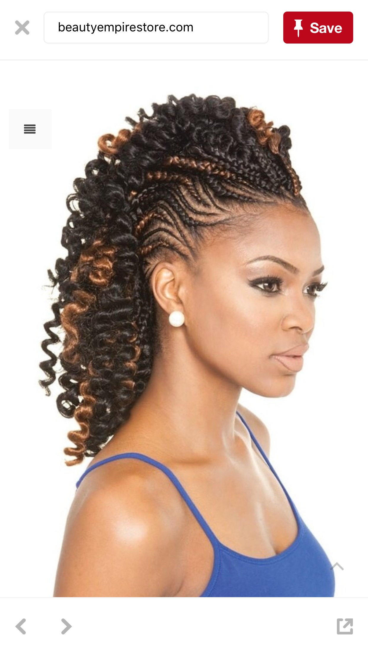 Pin by Patrica Beckwith Busby on Braid Hairstyles