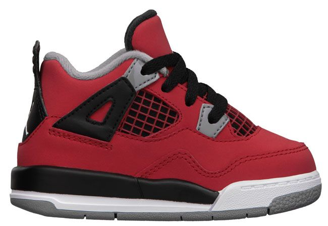 Et Air Jordan 4 Enfants De Large