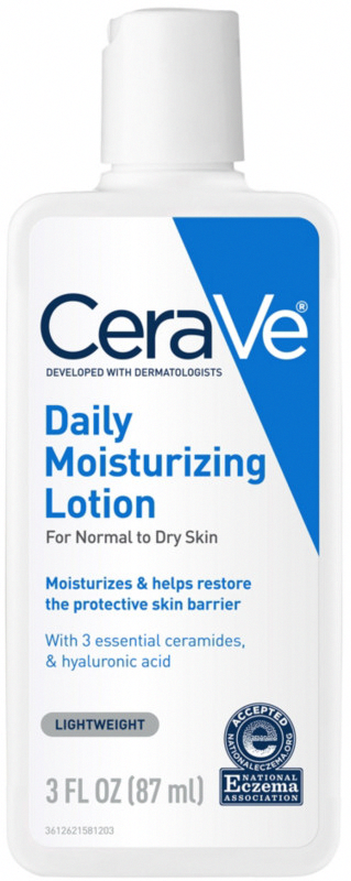 CeraVe Travel Size Daily Moisturizing Lotion For Normal To
