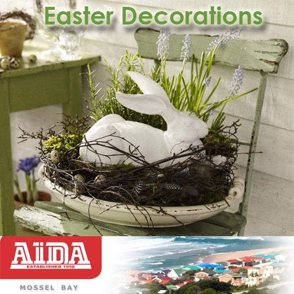 Don't know how to decorate your house this Easter. Try this. Like of you like this decoration idea for Easter. Visit our website here: http://bit.ly/JnkX3U #property #Easter #decoration