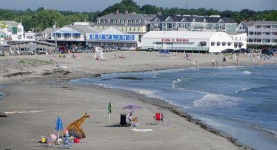 York Beach Maine Fun O Rama With