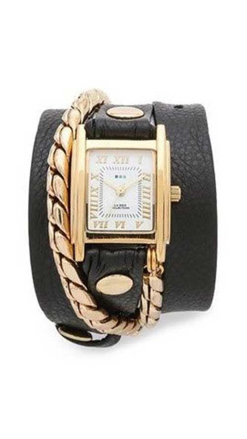 Bayan Zincirli Saat Modeli Bayan Saatleri Aksesuarlar Taki
