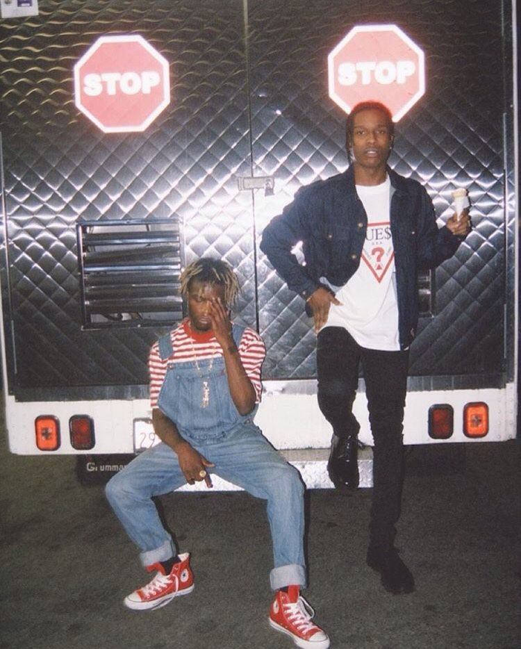 buy online 657ad 7fd24 Ian Connor X AAP Rocky for GUE