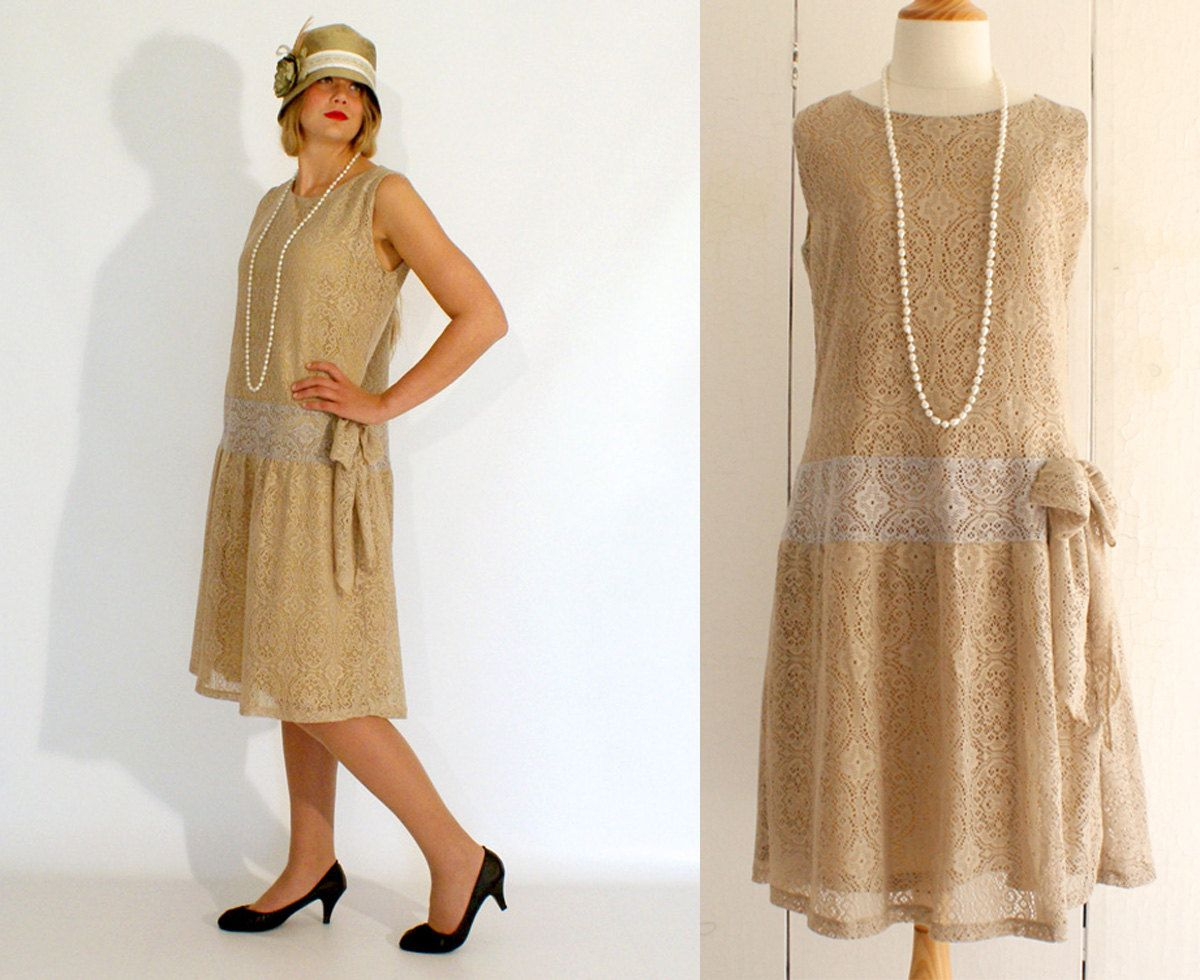 roaring twenties FASHION | Roaring Twenties Dress Pattern - 15636 ...