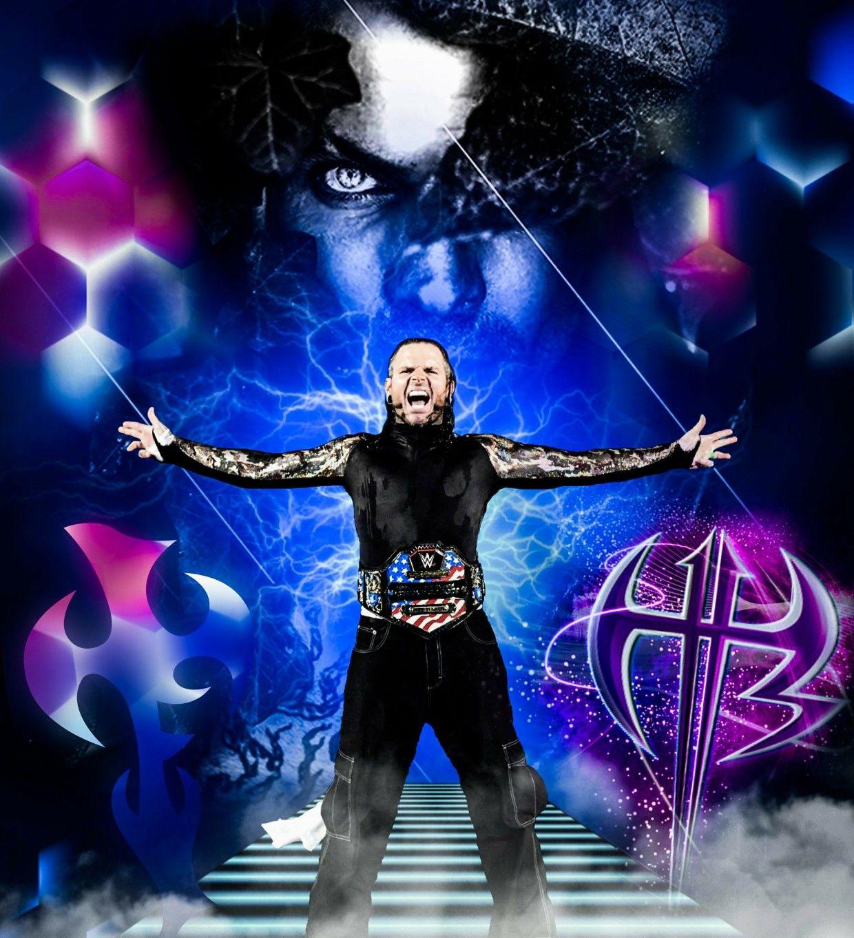 Us Champion Jeff Hardy Wwe Jeff Hardy Jeff Hardy The Hardy Boyz