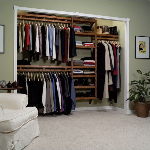 Open Bedroom Storage: Open Closet Storage Ideas