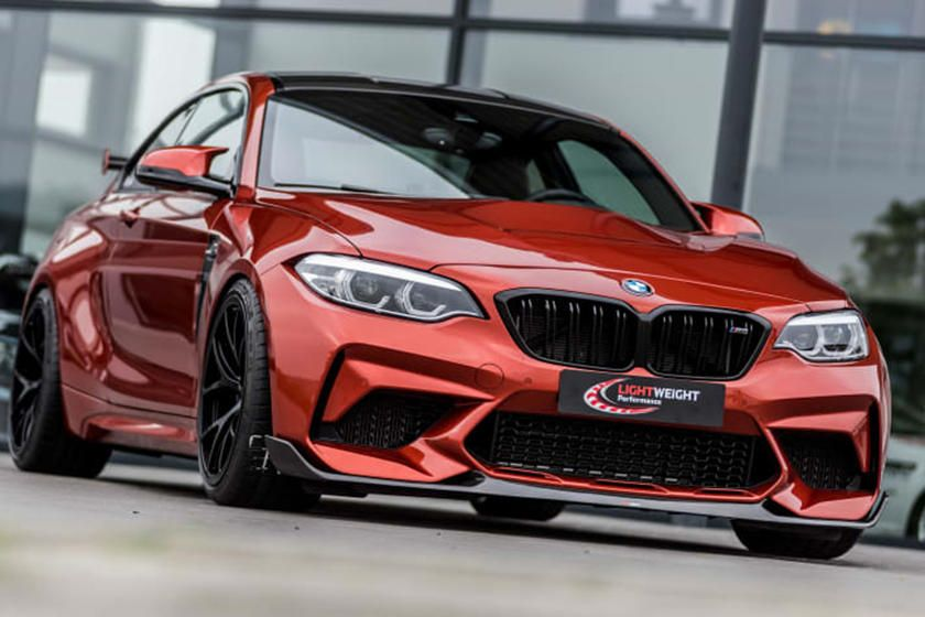 This Is The Next Best Thing To A Bmw M2 Csl Why Wait For The Bmw M2 Csl To Arrive When You Can Have This Bmw M2 Bmw Bmw Cars