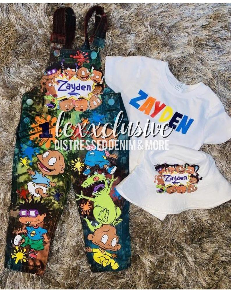 Rug rat Birthday outfit Nickelodeon 90s baby Birth