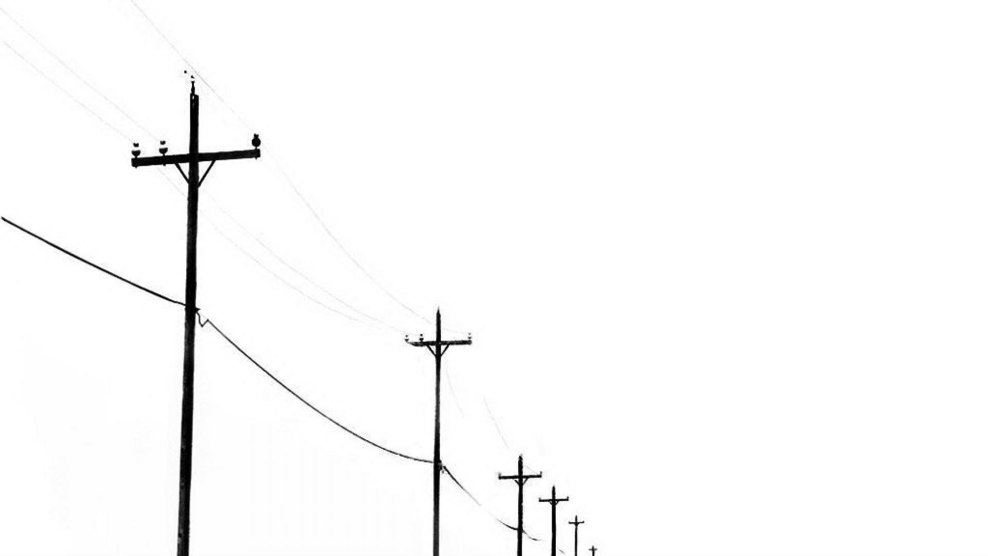 minimalistic power lines hd wallpaper - (#671) - HQ Desktop ...