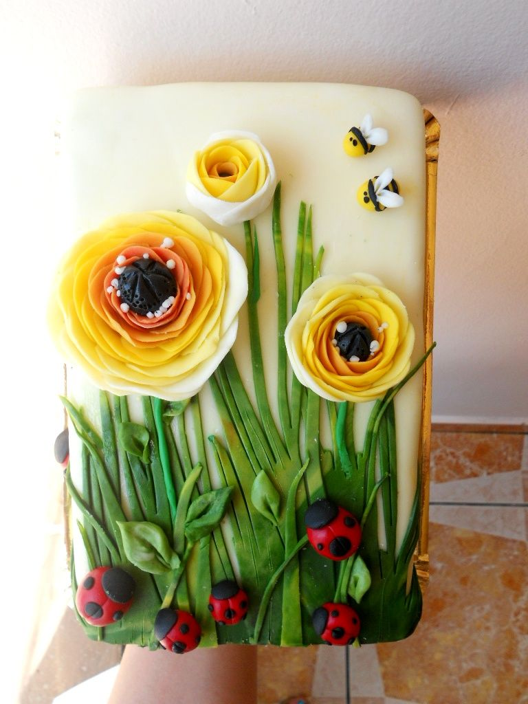 Ladybugs and Bumblebees
