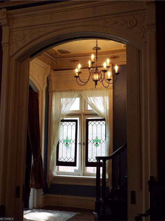 old house interiors. Ohio City Landmark District Second Empire  CIRCA Old Houses For Sale And Historic Real Estate Listings Windows Pinterest