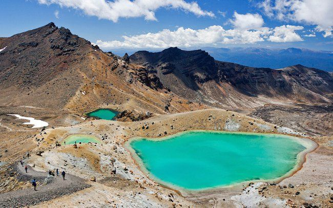 Take A Hike: 30 Most Jaw-Dropping Hiking Trails Around the Globe