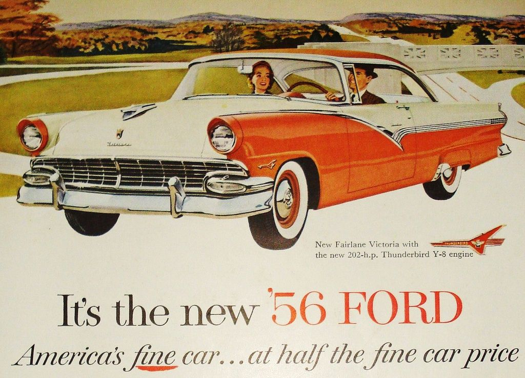 All sizes | 1956 Ford Fairlane | Flickr - Photo Sharing! & All sizes | 1956 Ford Fairlane | Flickr - Photo Sharing! | FORD ... markmcfarlin.com