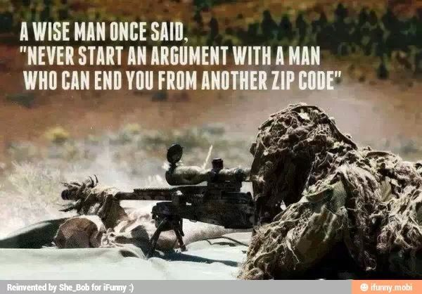 A Funny Quote Military Memes Military Humor Military Life Quotes