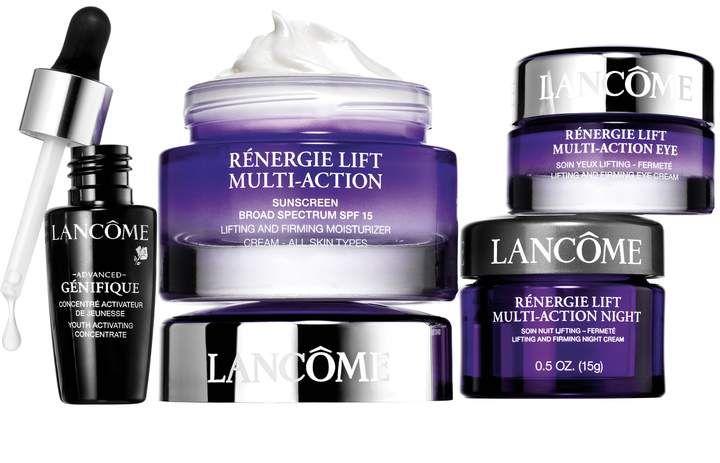 Lancôme Renergie Lift Multi-Action Set | Products | Lancome