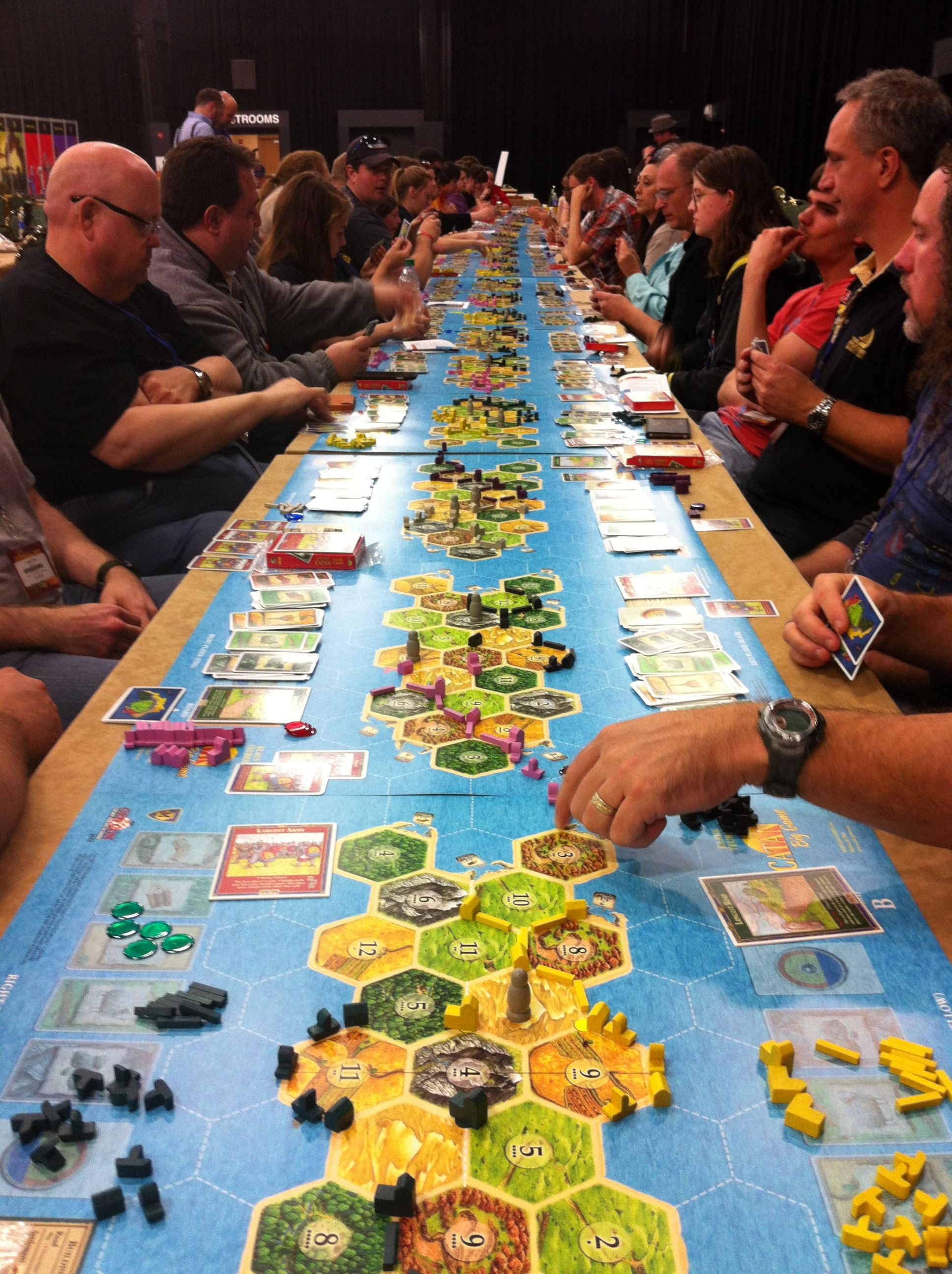 Catan Con 2015 (With images) Board game design, Video