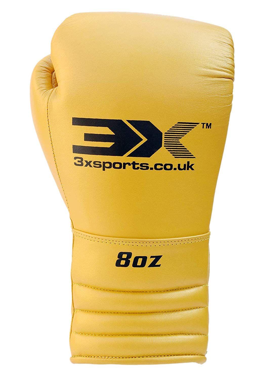 3XSPORTS Boxing Gloves Muay Thai Punching Bag Mitts Kick Boxing MMA Training