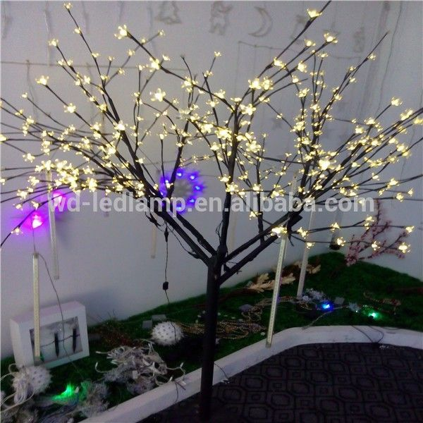 Artificial Cherry Blossom Tree Outdoor Lighted Trees For Wedding Decorative Artificial Cherry Blossom Tree Cherry Blossom Tree Tree Lighting