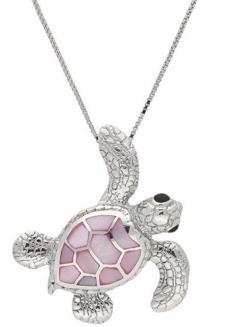 Schildkröten Halskette