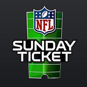 Pin by Directv on DIRECTV Nfl sunday ticket, Sunday